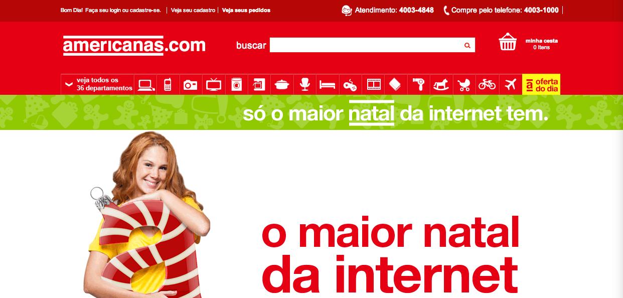 www.Americanas.com.br