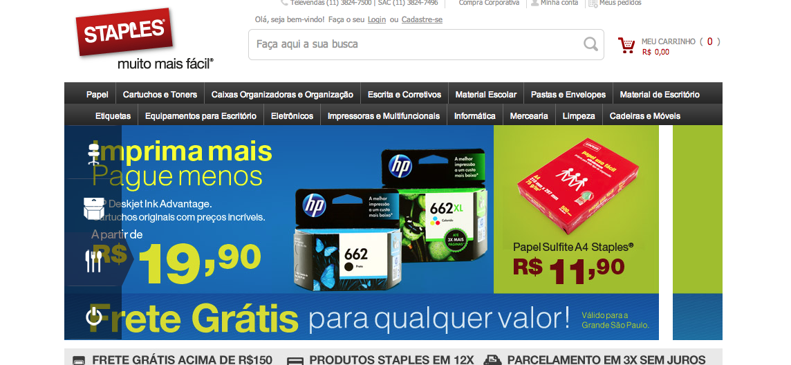 www.Staples.com.br