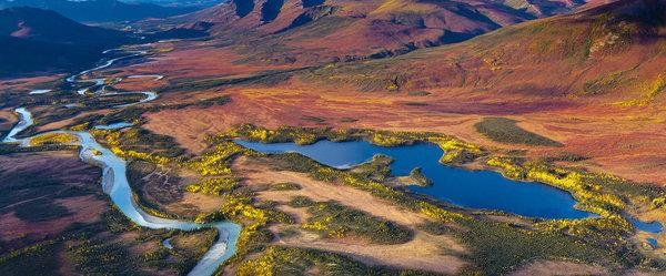 Gates of the Arctic National Park and Preserve, Alaska.
